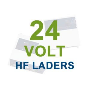 24 Volt HF laders