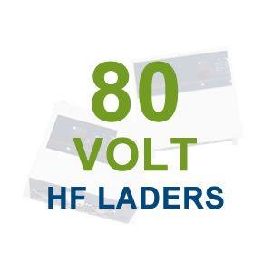 80 Volt HF laders