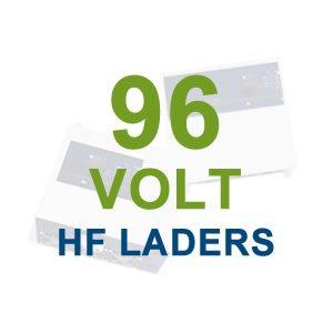 96 Volt HF laders