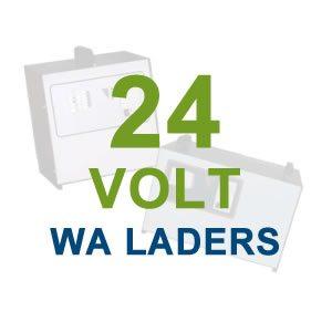 24 Volt WA laders
