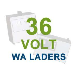 36 Volt WA Laders