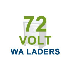 72 Volt WA laders