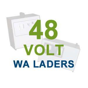 48 Volt WA laders